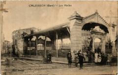 Calvisson - Les Halles - Calvisson