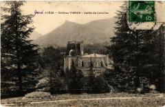 Aveze - Chateau Tissier - Vallée de Cavaillac - Avèze