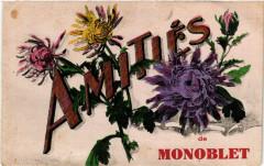 Amitiés de Monoblet - Monoblet