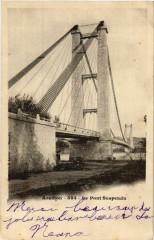Aramon - Le Pont Suspendu - Aramon