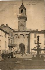 Vauvert - Tour de l'Horloge - Vauvert
