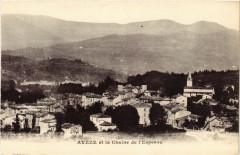 Aveze et la Chaine de l'Esperou - Avèze