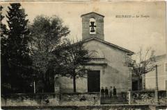 Milhaud - Le Temple - Milhaud