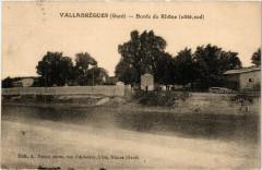 Vallabregues - Bords du Rhone (coté sud) - Vallabrègues