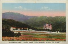 Argeles-sur-Mer Chateau Valmy - Argelès-sur-Mer