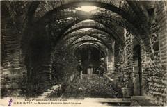 Ille sur Tét-Ruines et Fontaine St.Jacques - Ille-sur-Têt