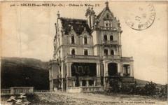 Argeles-sur-Mer - Chateau de Walmy - Argelès-sur-Mer