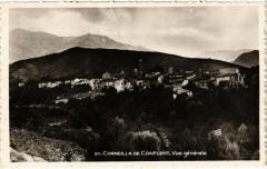 Corneilla de Conflent - Vue générale - Corneilla-de-Conflent
