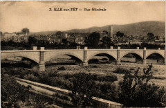 Ille-sur-Tet - Vue générale - Ille-sur-Têt