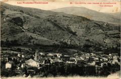 Taurinya pres Prades et Villefranche - Vue générale - Taurinya