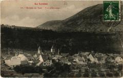 Ispagnac - Vue d'Ispagnac - Gorges du Tarn - Ispagnac