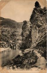 Saint-Chely-d'Apcher - Saint-Chely - Gorges du Tarn - Saint-Chély-d'Apcher