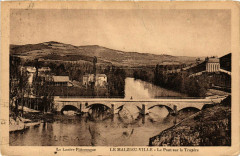 Le Malzieu-Ville - Le Pont sur la Truyere - Le Malzieu-Ville