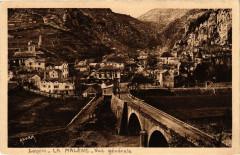 La Malene - Vue d'ensemble - Vue générale - Gorges du Tarn - La Malène