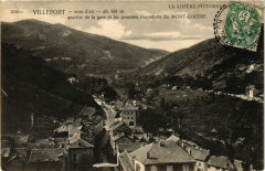 Villefort - Quartier de la Gare - Villefort