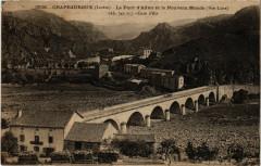 Chapeauroux - Le Pont d'Allier et le Nouveau Monde - Auroux