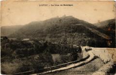Balsieges Le Lion de Balsieges - Lozere - Balsièges