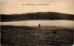 Nasbinals - Lac des Salhens - Nasbinals