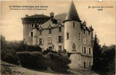 Le Chateau de Soulages - pres Auroux - Auroux