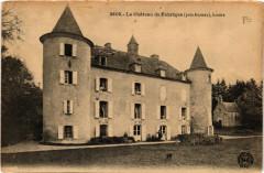 Le Chateau de Febreges - pres Auroux - Auroux
