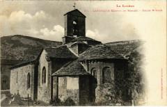 La Lozere - Lanuejols - Lanuéjols
