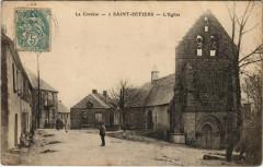 Saint-Setiers Eglise - Saint-Setiers