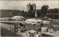 Bort-les-Orgues - Le Chateau de Val - Bort-les-Orgues