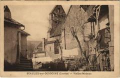 Beaulieu-sur-Dordogne - Vieilles Maisons - Beaulieu-sur-Dordogne
