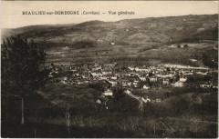 Beaulieu-sur-Dordogne - Vue générale - Beaulieu-sur-Dordogne