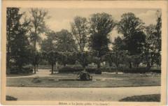 Brive Le Jardin Public France - Le Jardin