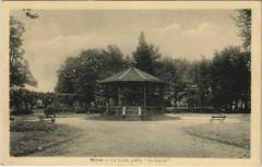 Brive Le Jardin public La Guerle France - Le Jardin
