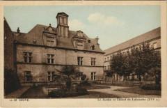 Brive Le Jardin et l'Hotel de Labenche France - Le Jardin