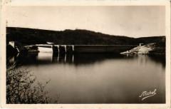 Bugeat - Le Barrage de Monceaux-la-Virole - Bugeat