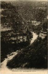 Vallee de la Loue - Les Gorges de Noailles - Noailles