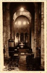 Beaulieu-sur-Dordogne - Interieur de l'Eglise - Beaulieu-sur-Dordogne