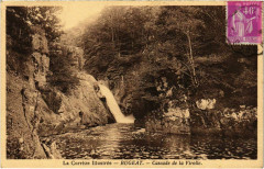 Bugeat - Cascade de la Virolle - Bugeat