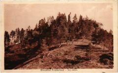 Moustier-Ventadour - Les Ruines - Moustier-Ventadour