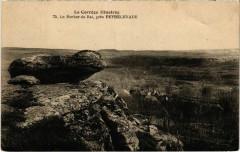 Le Rocher du Rat - pres Peyrelevade - Peyrelevade