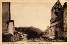 Beaulieu-sur-Dordogne - Vieilles Maisons - Chapelle des Penitents - Beaulieu-sur-Dordogne