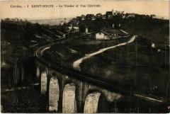 Saint-Solve - Le Viaduc et Vue Generale - Saint-Solve
