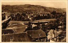 Beaulieu-sur-Dordogne - Vue d'Ensemble - Beaulieu-sur-Dordogne