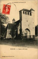 Noailles - Eglise du XIIe Siecle - Noailles