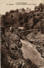 Anzeme Le Pont du Diable France - Anzême