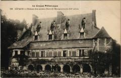 Lepaud Chateau des anciens Ducs France - Lépaud