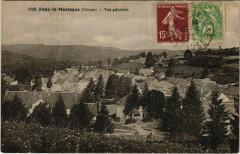 Faux-la-Montagne Vue Generale France - Faux-la-Montagne