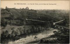 Fresselines Le Pont de Vervy France - Fresselines