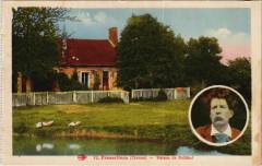 Fresselines Maison de Rollinat France - Fresselines