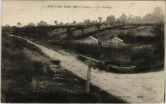 Moutier-Malcard La Filature France - Moutier-Malcard