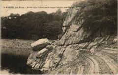Saint-Marien Rocher France - Saint-Marien