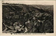 Env.d'Evaux-les-Bains La Tardes et le Moulin Bodeau France - Tardes
